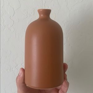 Brown Ceramic Small Base NWT